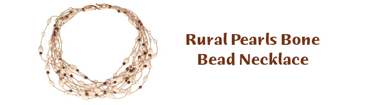 Rural Pearls Necklace