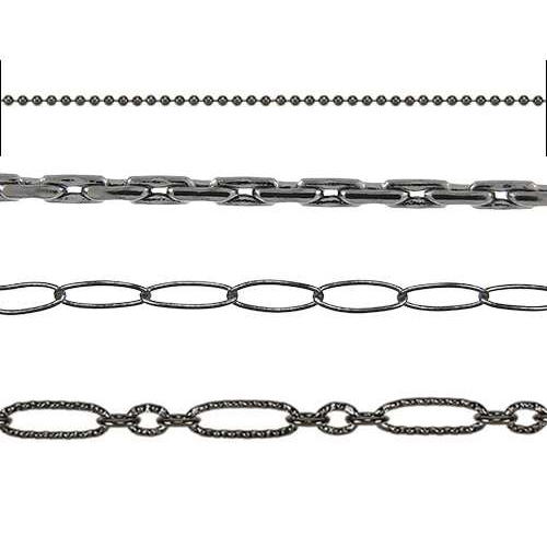 Gunmetal Chain