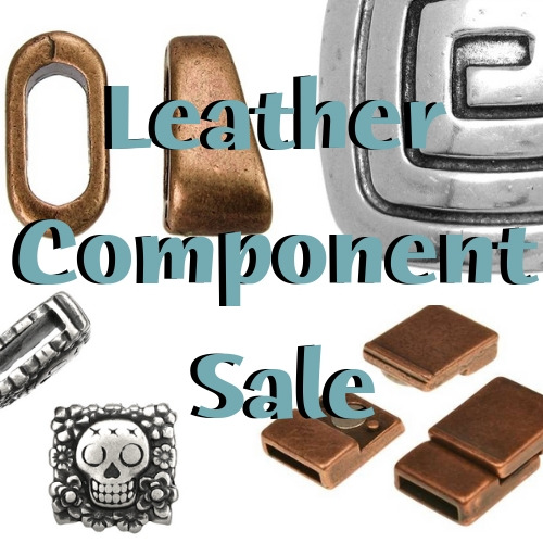 Leather Components Sale