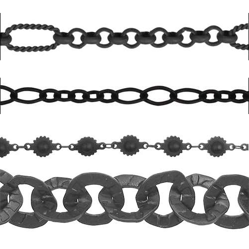 Nite Black Chain