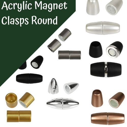 Round Acrylic Magnets