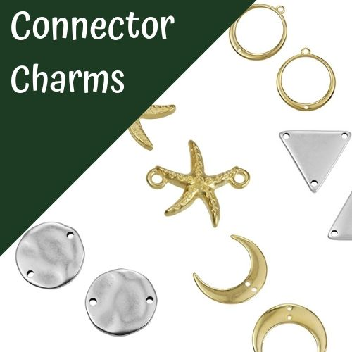 Wholesale Connector Charms