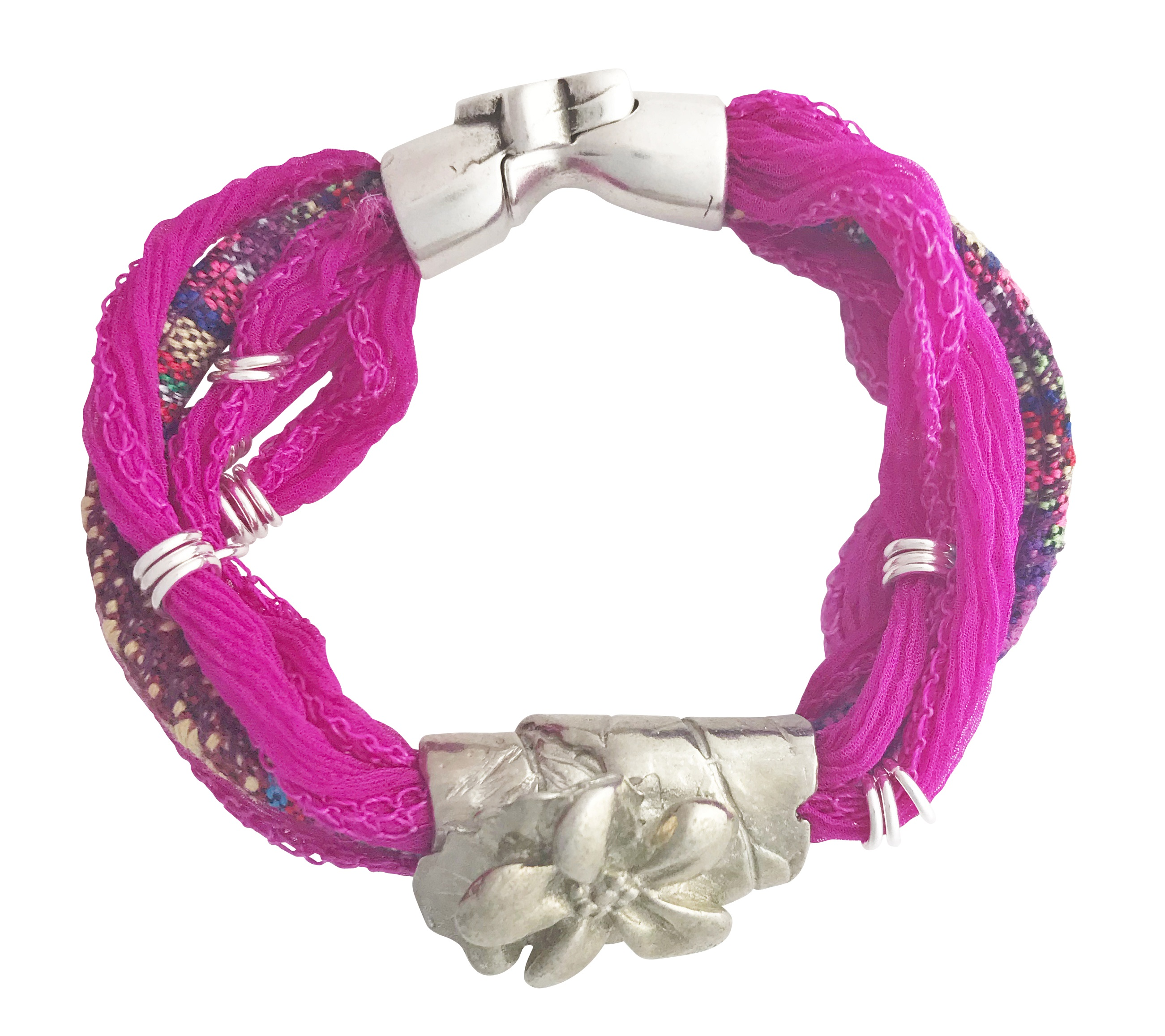 Fuchsia Dream Bracelet