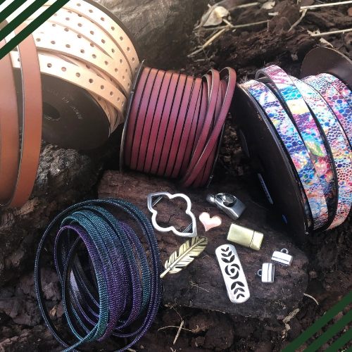 Wholesale Leather Cord and Components