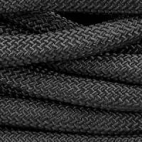 Nylon 10mm Round Cord - Black