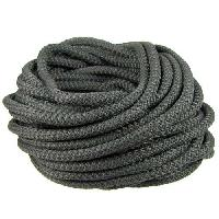 Nylon 5mm Round Cord - Dark Grey - per inch