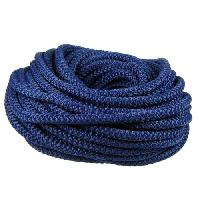 Nylon 5mm Round Cord - Navy - per inch