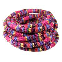 Cotton 6mm ROUND Cord - Fuchsia