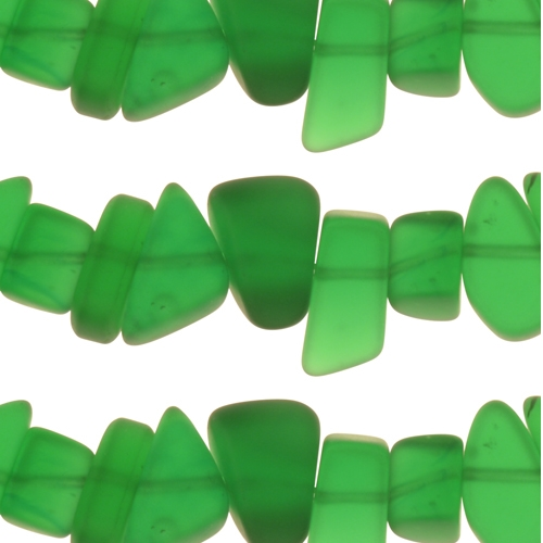 Sea Glass by Color - Shamrock