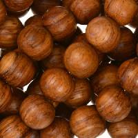 Bayong Wood Bead Round 10mm