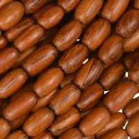 Bayong Wood Bead Rice Beads 5x10mm