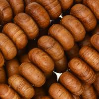 Bayong Wood Bead Rondelle 12x6mm