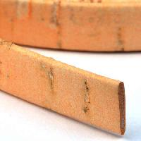 Portuguese 10mm FLAT Cork Cord - Peach