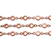 Bubbles Chain - Antique Copper