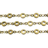 Ute's Chain - Antique Brass - per foot