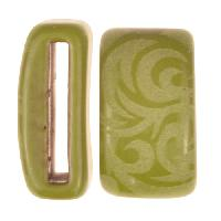 Clay River / Lillypilly Slider Flat 20mm Tattoo - Lime