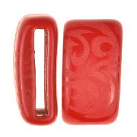 Clay River / Lillypilly Slider Flat 20mm Tattoo - Red