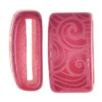 Clay River / Lillypilly Slider Flat 20mm Wave - Bing Cherry