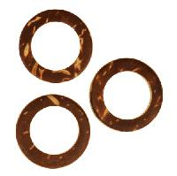 Coco Wood O-Ring 15x2mm