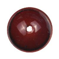 C-Koop Copper Enamel Rivetable / Stackable Disc 19mm - Ruby