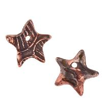 Dorabeth Mixed Metal Charm - Star