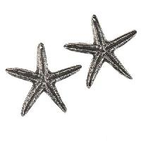 Dorabeth Drop Starfish (2) - Antique