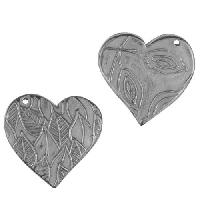 Dorabeth Charm Heart Leaf - Bright
