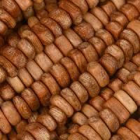 Bayong Wood Bead Small Nuggets 6x7mm