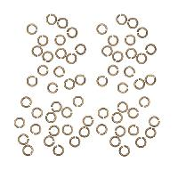 Jump Ring 3mm 22g (50) - Antique Silver