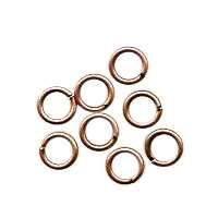 Jump Ring 4mm 21g (40) - Antique Copper