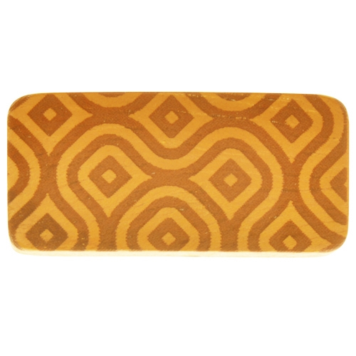 Lillypilly Flat Cord Wood Sliders