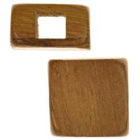 Robles Wood Slide Large Hole Square 15mm - piece