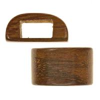 Robles Wood Slide Large Hole Bar 12x20mm - piece