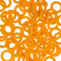 10mm Rubber O-Ring Spacer - Buttercup
