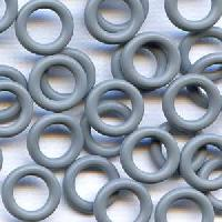 10mm Rubber O-Ring Spacer - Charcoal