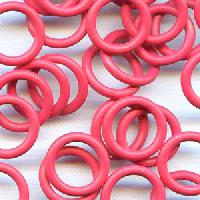 12mm Rubber O-Ring Spacer - Cherry Pop