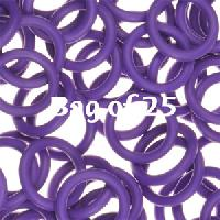 12mm Rubber O-Rings BAG of 25 - Grape