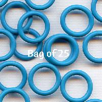 12mm Rubber O-Rings BAG of 25 - Lagoon