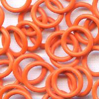12mm Rubber O-Ring Spacer - Orange