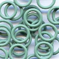 12mm Rubber O-Ring Spacer - Sage