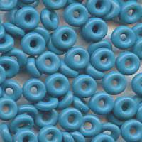 3mm Rubber O-Ring Bag of 25 Spacers - Lagoon