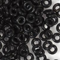 6mm Rubber O-Rings BAG of 25 - Black