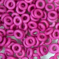 6mm Rubber O-Rings BAG of 25 - Vivid Violet