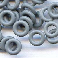 7.25mm Rubber O-Ring Spacer - Charcoal