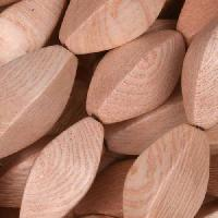 Rosewood Bead 4 Sided Oval 10x22mm - strand