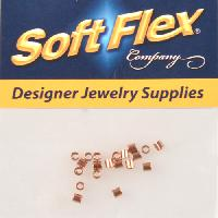 Soft Flex Crimp Tube 2x2mm - Copper