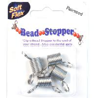 Soft Flex Bead Stoppers - No Tip
