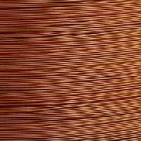 Soft Flex Beading Wire .019 diameter (10ft) - Copper