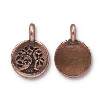 TierraCast Charm Tree - Antique Copper