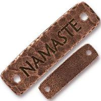 TierraCast Link Namaste - Antique Copper